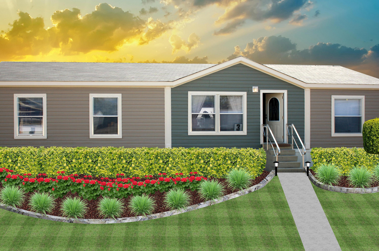 Home Model S 3256 42a Doublewide Home
