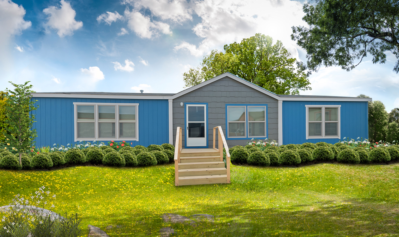 U-3256-32E Mobile Home Model by Legacy Housing
