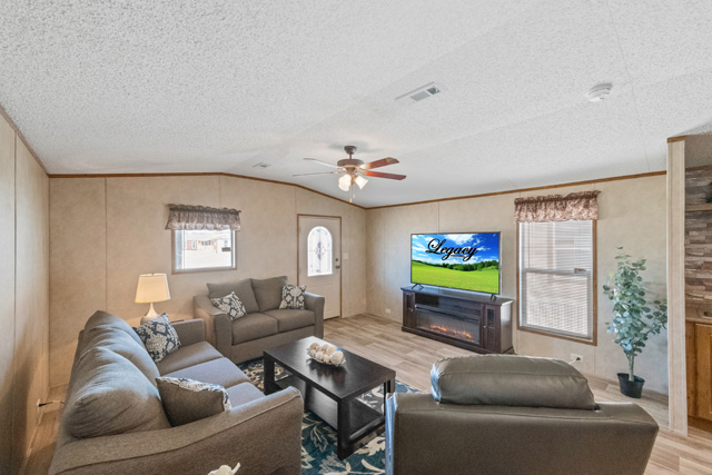Legacy 1680-32FLPSinglewide Home Photo