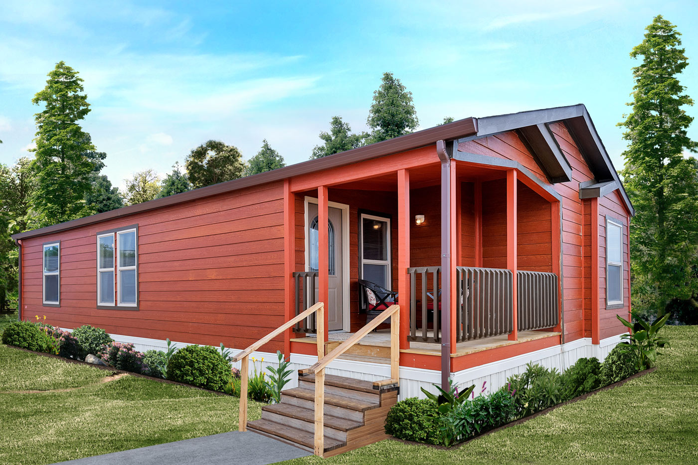 New 24x48-22FLP Manufactured Home by Legacy