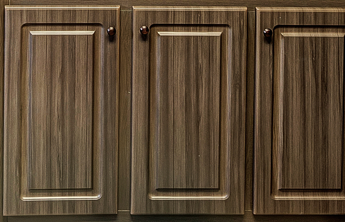 Smokey Walnut Cabinet Doors Color Selection
