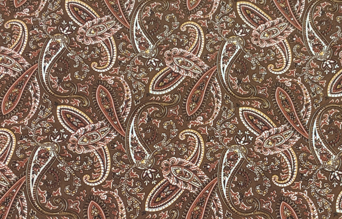 Paisley Rouge Drapery Color Selection
