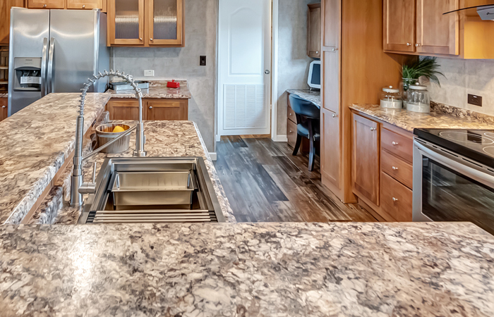 Winter Carnival Countertops