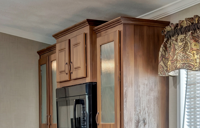 Kitchen Cabinet Cove Molding