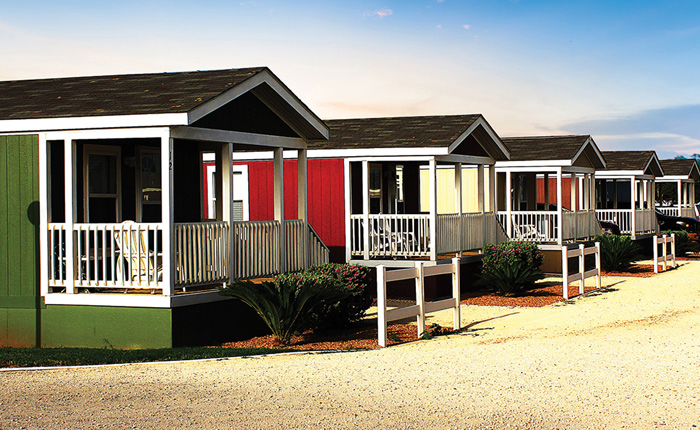 We build Homes for Mobile Home Parks- Singlewides