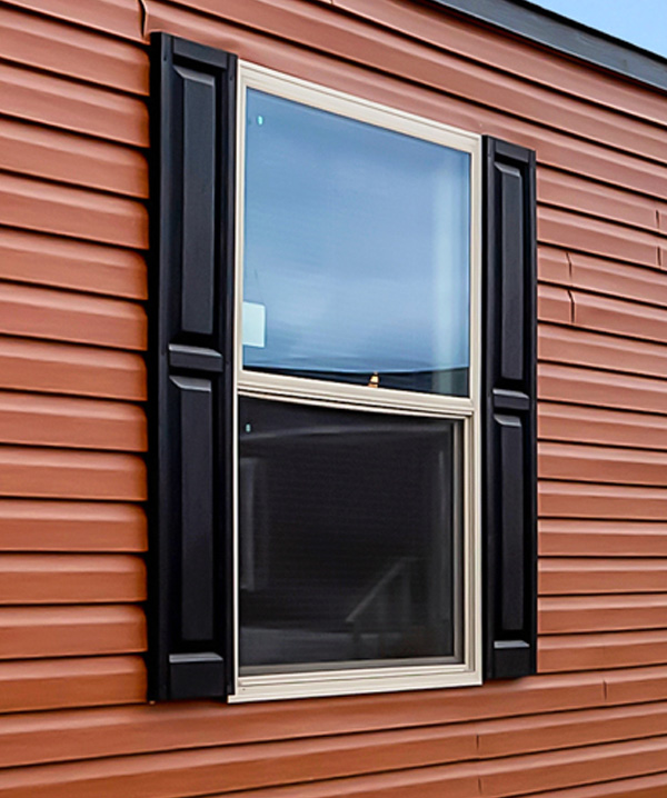 Vinyl Thermal Pane Windows